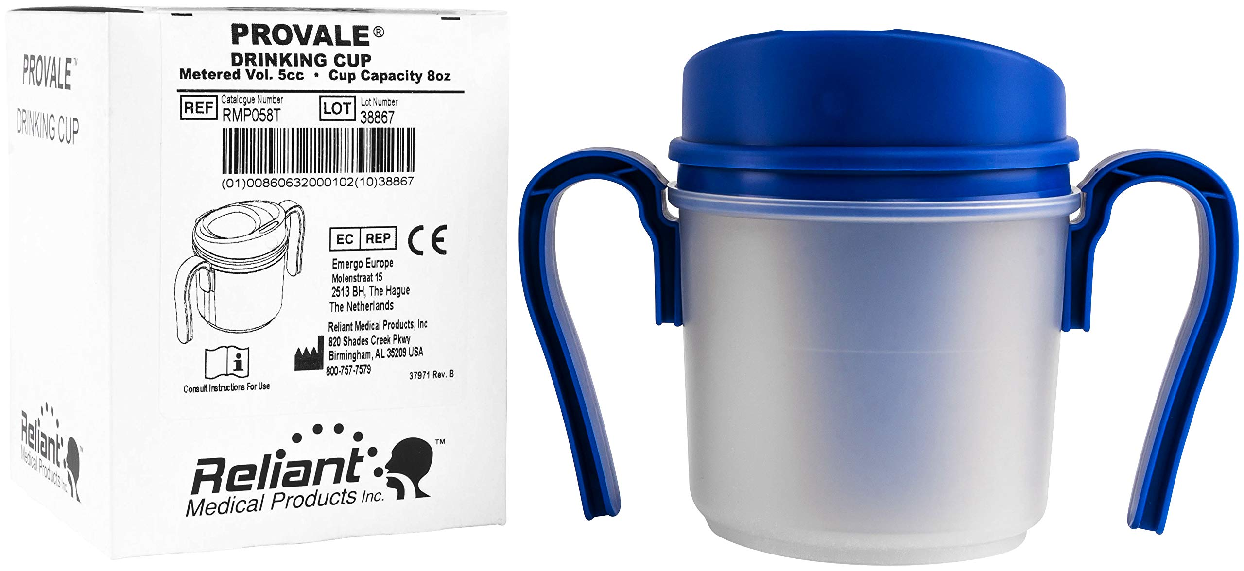 PROVALE Cup, 5cc, case of 5 by Provale by Provale