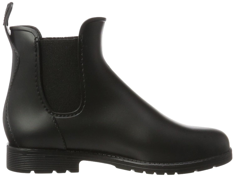 AMKA PVC Stiefelette Cardiff schwarz, Elastikeinsatz | Stiefeletten für Kinder PVC Stiefelette, Jodhpurstiefelette, Reitstiefelette, PVC Reitstiefelette, Halbstiefel, Rubber Boots