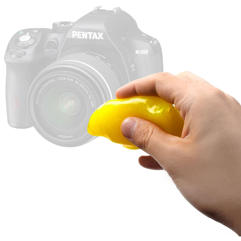 DURAGADGET - Gel de limpieza antiadherente para cámara réflex ...