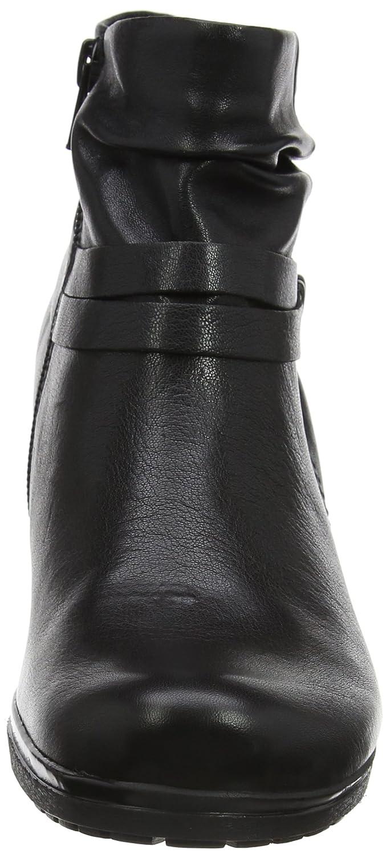 Gabor Damen Comfort Basic (Micro)) Stiefel Schwarz (27 Schwarz (Micro)) Basic 6aef61