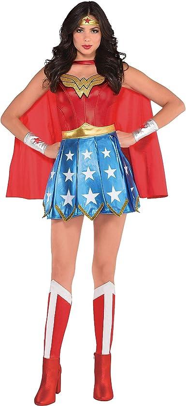 Costume  fnt Adult size Batman V Superman Dawn Of Justice Wonder Woman Wig