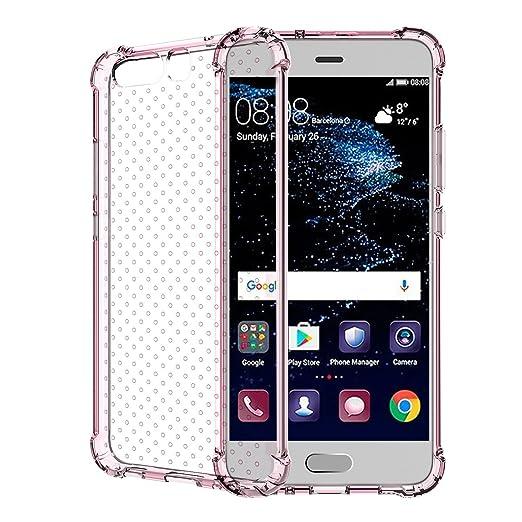 2 opinioni per Cover Huawei P10 Plus, CustodiaHuawei P10 Plus, Fyy® [Leggera e Adatta] Custodia