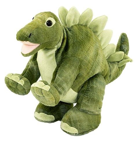 Amazoncom Cuddle Barn Stegosaurs Roar And More Plush Dinosaur