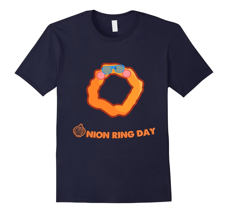 22nd of June Onion Rings Day Shirt Funny Onion Ring Tshirt-TH