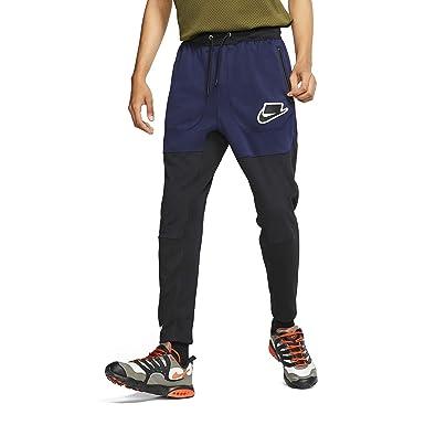 Nike Bv4550-498 - Pantalón de chándal para Hombre - Azul - Large ...