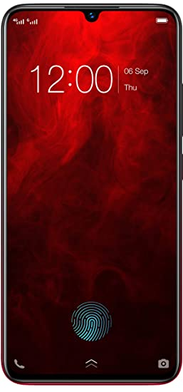Vivo V11 Pro 1804 (Supernova Red, 6GB RAM, 64GB Storage) Without Offer