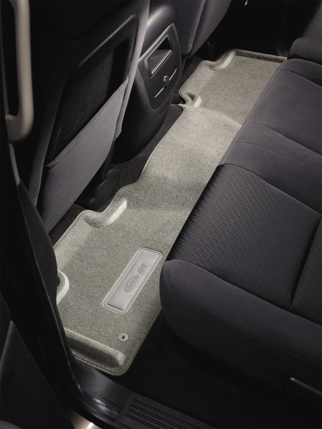 Lund 651838 Catch-All Premium Gray Carpet 2nd and 3rd Seat Floor Mat
