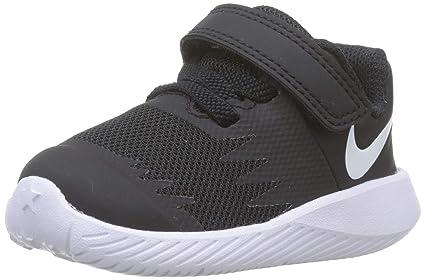 reputable site 6ac62 825b6 Nike Star Runner (TDV) Chaussons Mixte bébé, Noir (Black White-