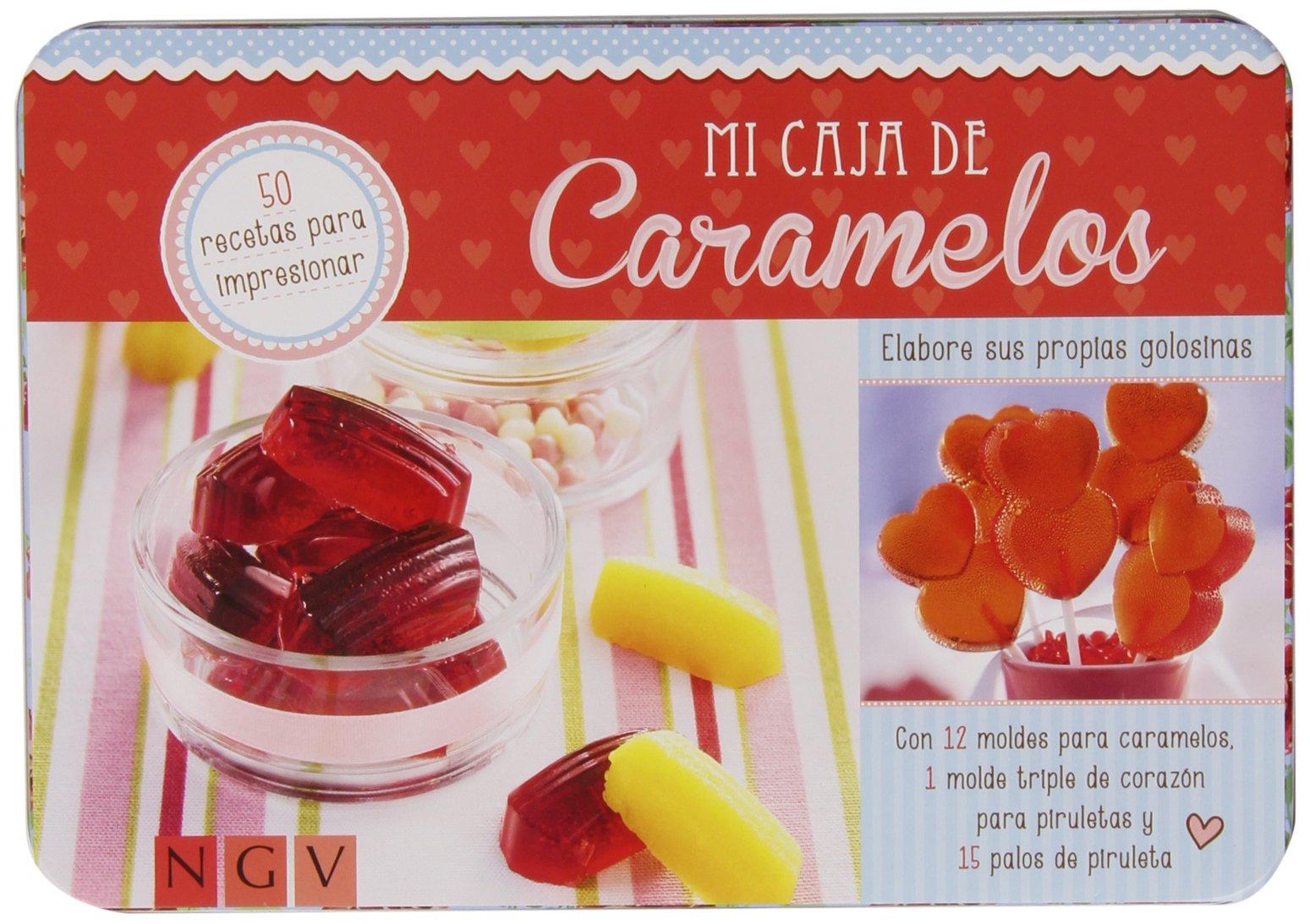 MI CAJA DE CARAMELOS - NGV (Spanish) Hardcover – 2013