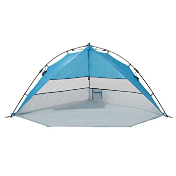 Lightspeed Outdoors Mini Pop Up Beach Tent Sun Shade Blue  sc 1 st  Amazon.com & Amazon.com: Lightspeed Outdoors Mini Pop Up Beach Tent Sun Shade ...