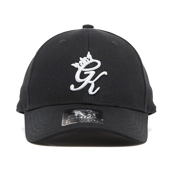 9b2489956 Gym King Pitcher Baseball Cap One Size Black: Amazon.co.uk: Clothing