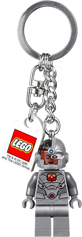 Lego 853772 Super Heroes DC Comics Cyborg Key Chain
