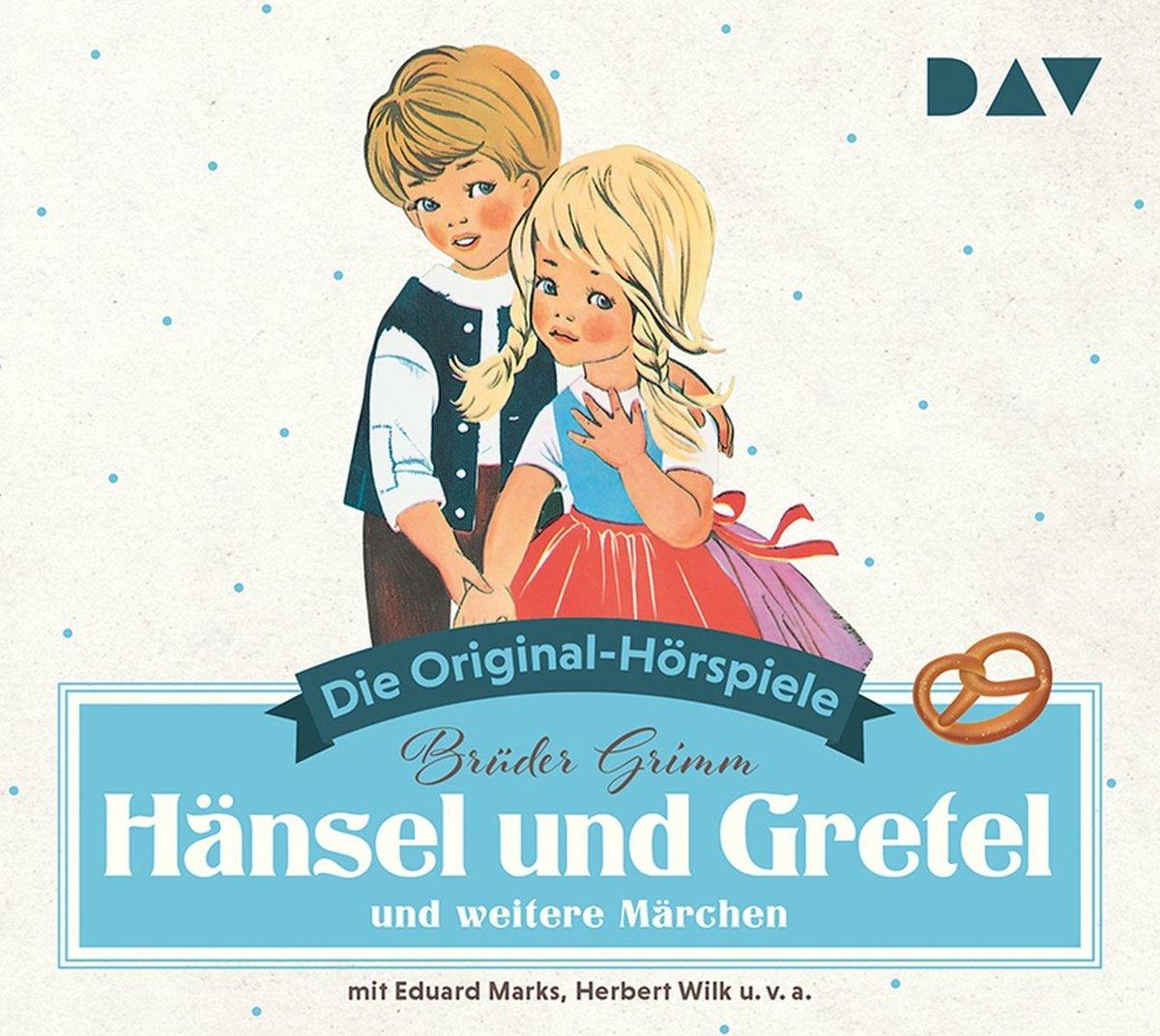 Lieblings Hänsel und Gretel und weitere Märchen: Die Original-Hörspiele 1 CD &XY_07