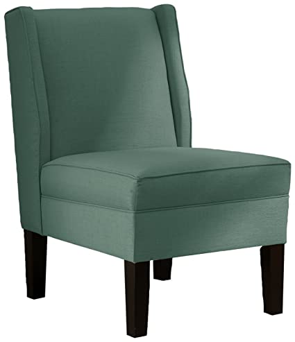 Skyline Furniture Linen Wingback Chair, Laguna