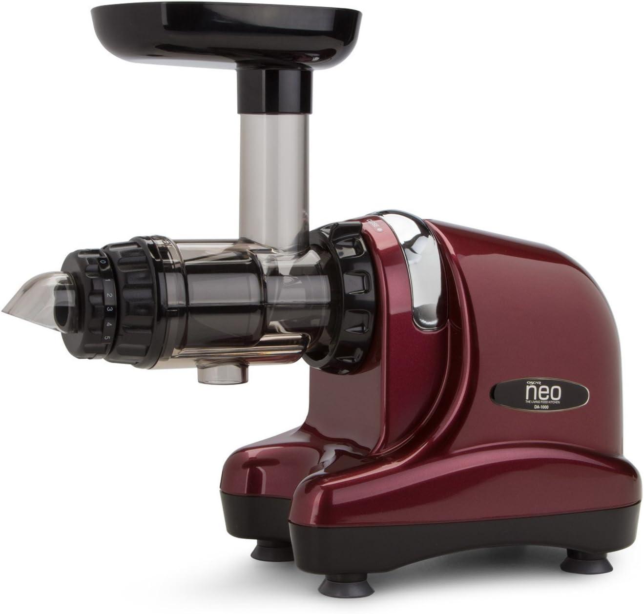 Oscar Neo DA 1000 Amaranto, Vitality4Life - Extractor de zumos ...