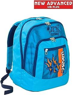 Backpack Seven Advanced Color Boy Light Blue