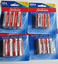 Amazon.com: Ultimate Battery Pack - Sunbeam Super Heavy