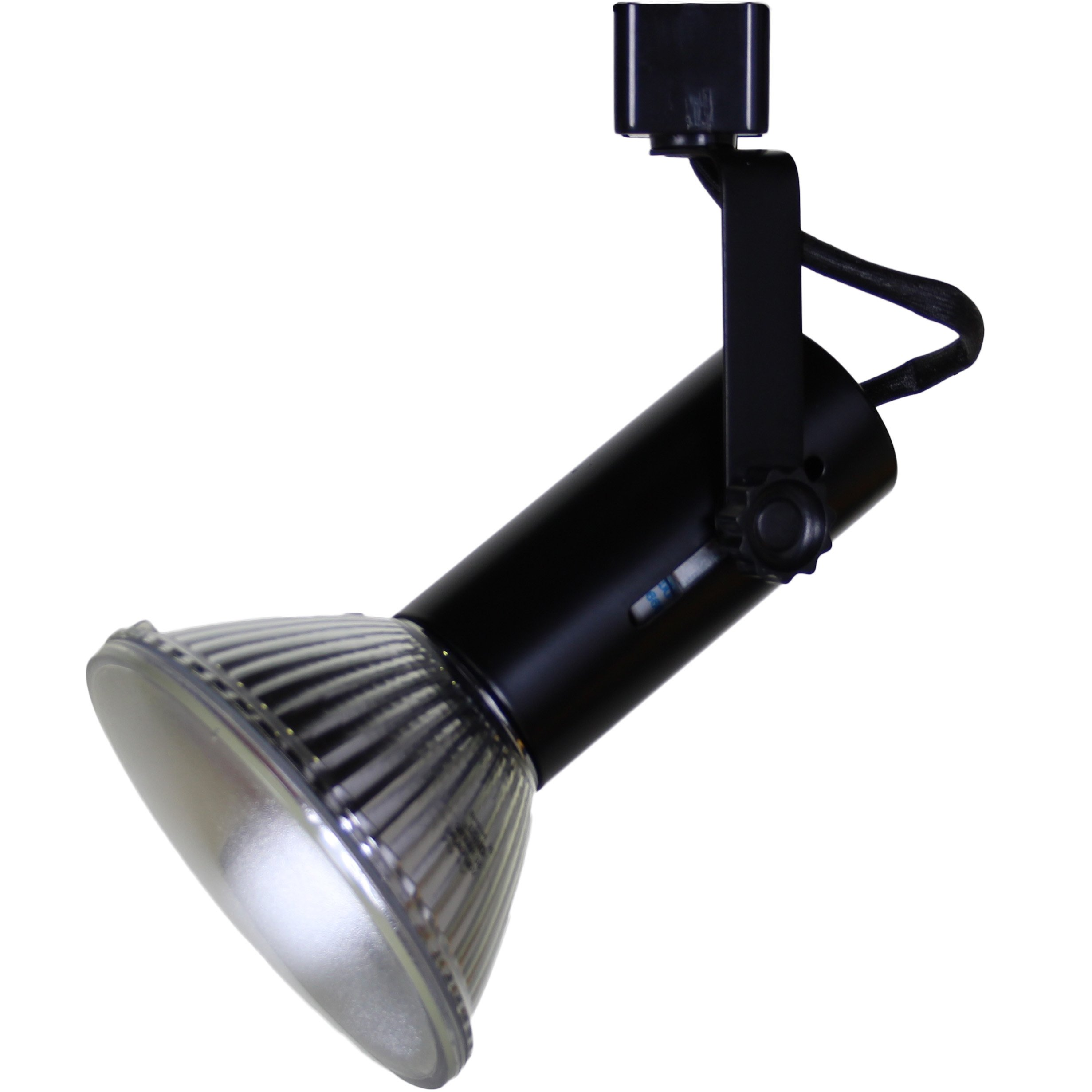 Direct-Lighting 50007 Black Universal Line Voltage Track Lighting Head