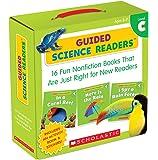 (进口原版) 科学指导读物 Guided Science Readers, Fun Nonfiction Books That Are Just Right for New Readers