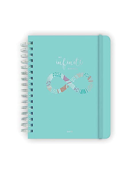 My Infinite Agenda (2019) (Teal)