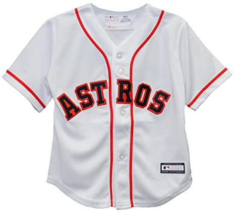 ae712529a Amazon.com   Outerstuff Houston Astros Home Cool Base Toddler Jersey ...