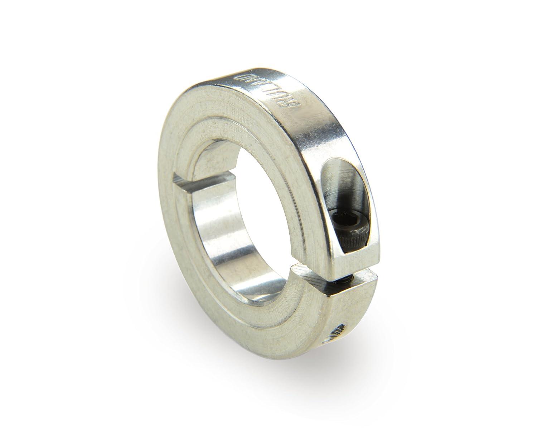 6 mm Width 14 mm Bore One Piece 25 mm OD Ruland ENCL25-14MM-A 2024 Aluminum Shaft Collar Thin Line