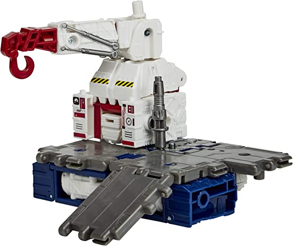 Transformers Generations War for Cybertron Botropolis Rescue Mission 6-Pack