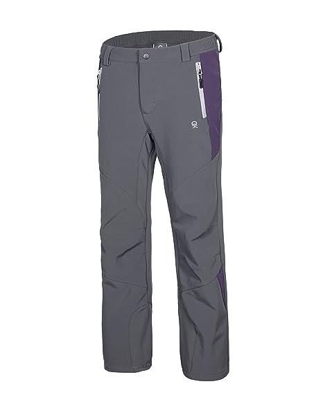 Pantalones de esqu/í y Snowboard para Mujer Little Donkey Andy con Forro Polar y Repelente al Agua