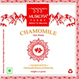 Chamomile and rosehip tisan (50gm)