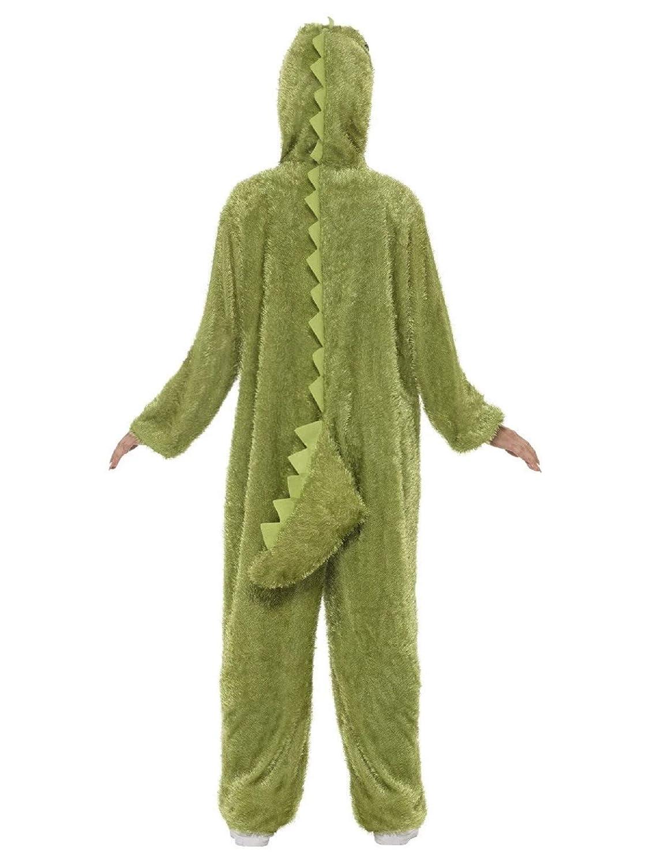 Smiffys Disfraz de Cocodrilo para Hombre: Amazon.es ...