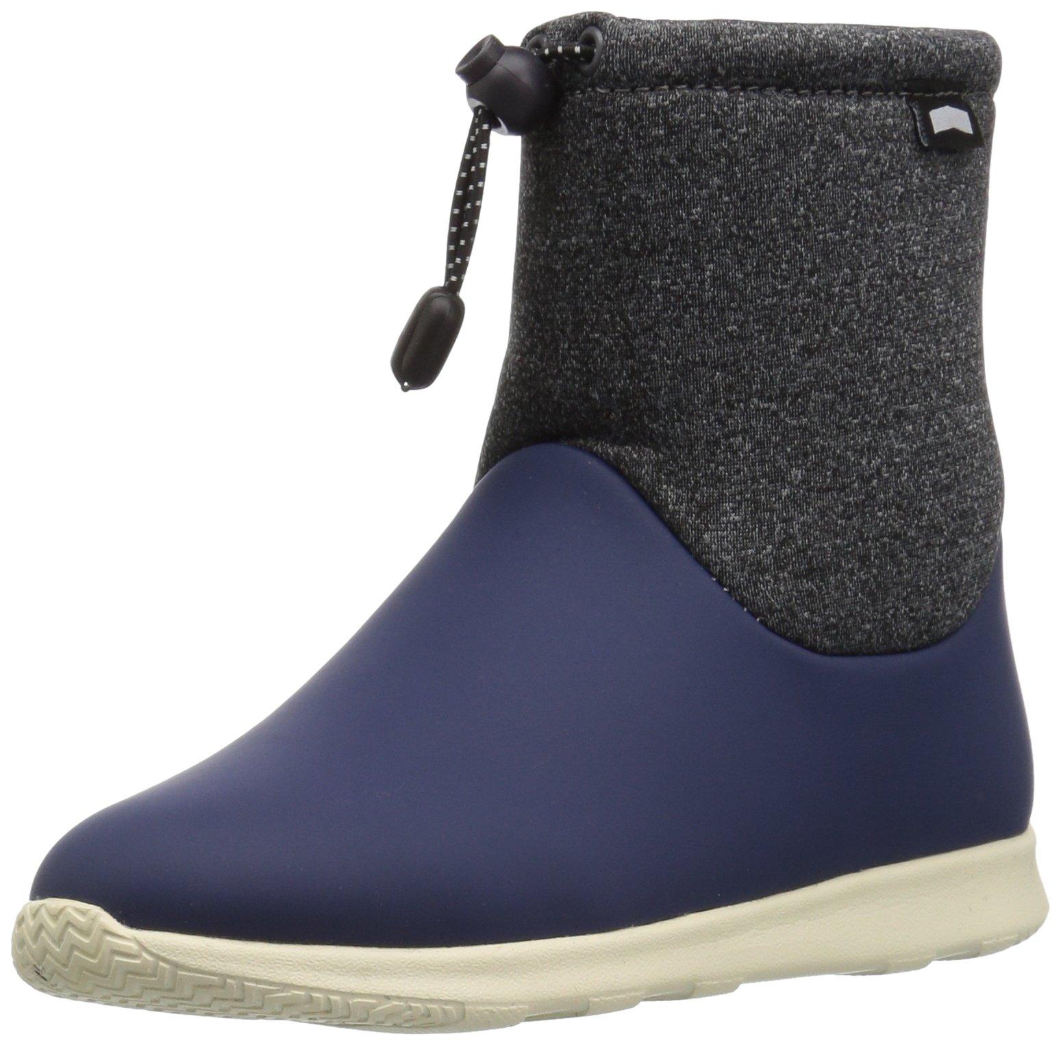 Native Shoes Unisex AP Ranger Child Rain Boot, Rgtabl/Dblgry/Bnwht, 13 M US Little Kid