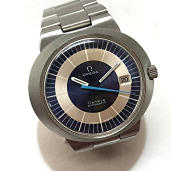 new product d8e2d dc5d4 Amazon | (オメガ)OMEGA ダイナミック ジュネーブ 腕時計 SS ...