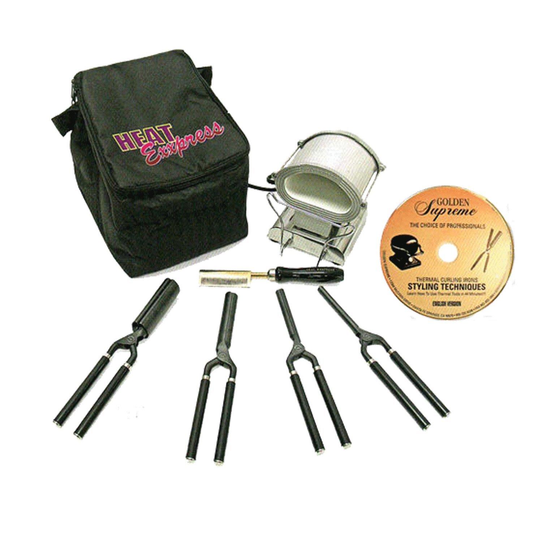 Heat Exxpress Heat Exxpress 7+1 Thermal Styling Kit