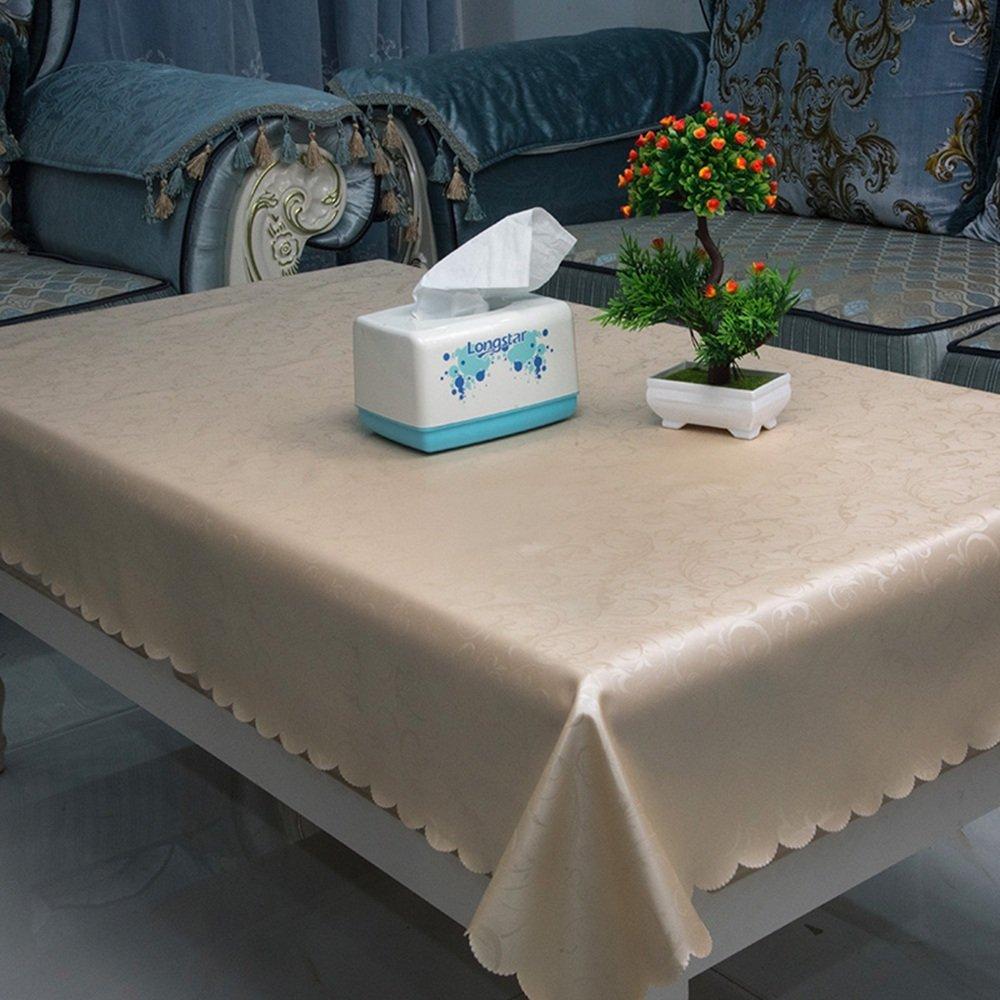 Manteles Impermeable Impermeable/anti-caliente/anti-aceite/paño de la tabla Hotel rectangular de la paño mesa de centro antifouling el paño la - Tamaño patrón opcional para la cena a05b5f