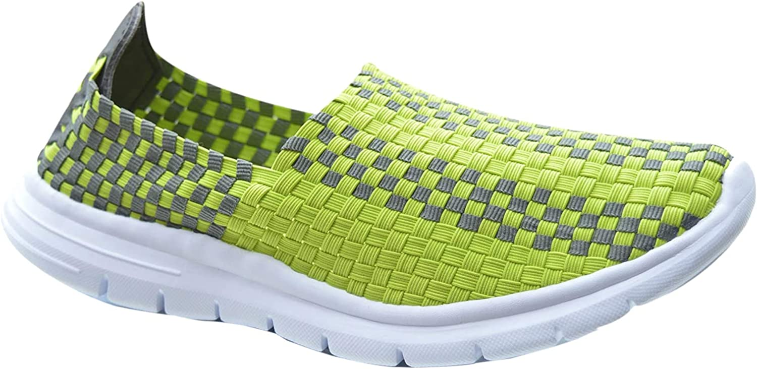 Womens Sports Elasticated Woven