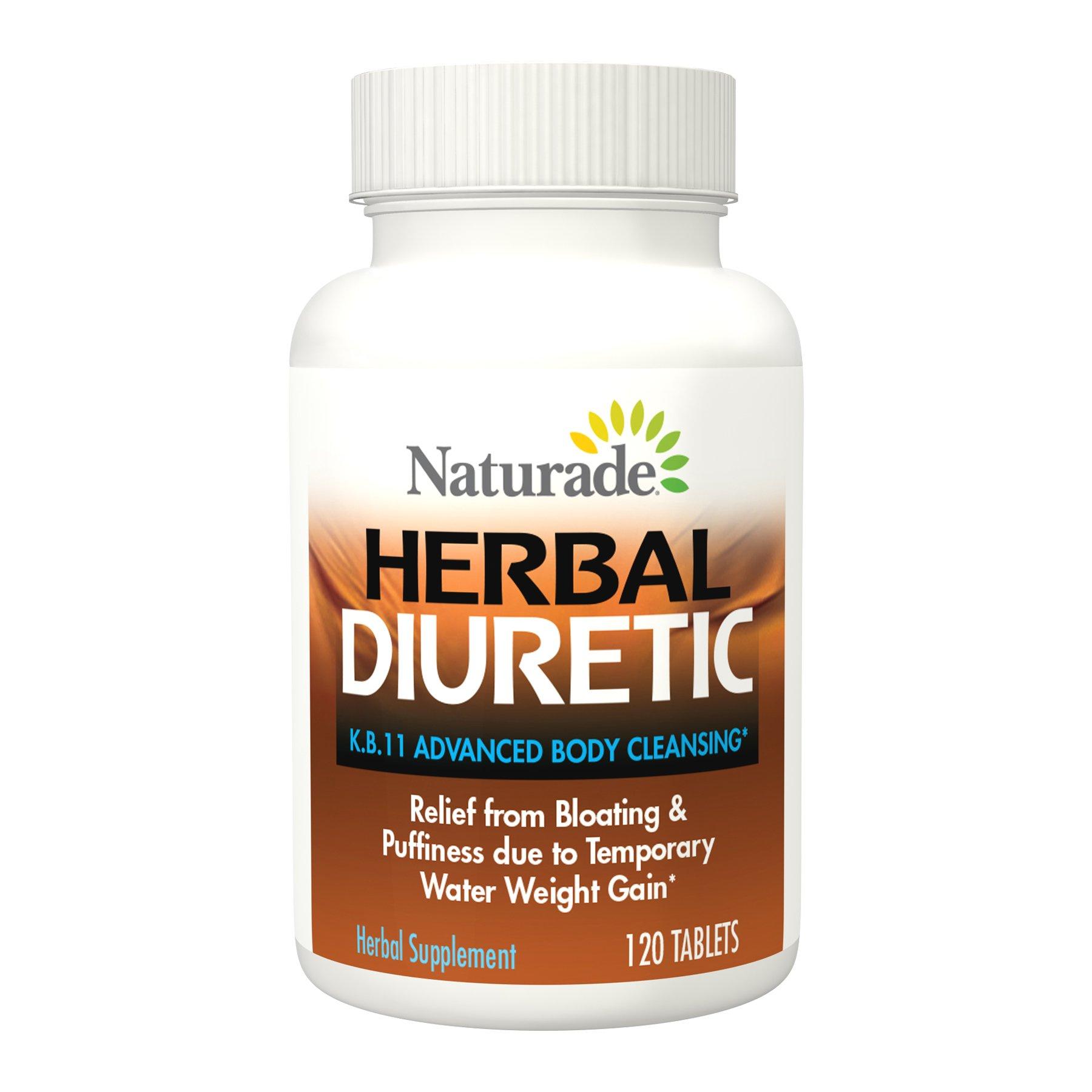 Naturade Herbal Diuretic (K.B.11) (Pack of 3) by Naturade