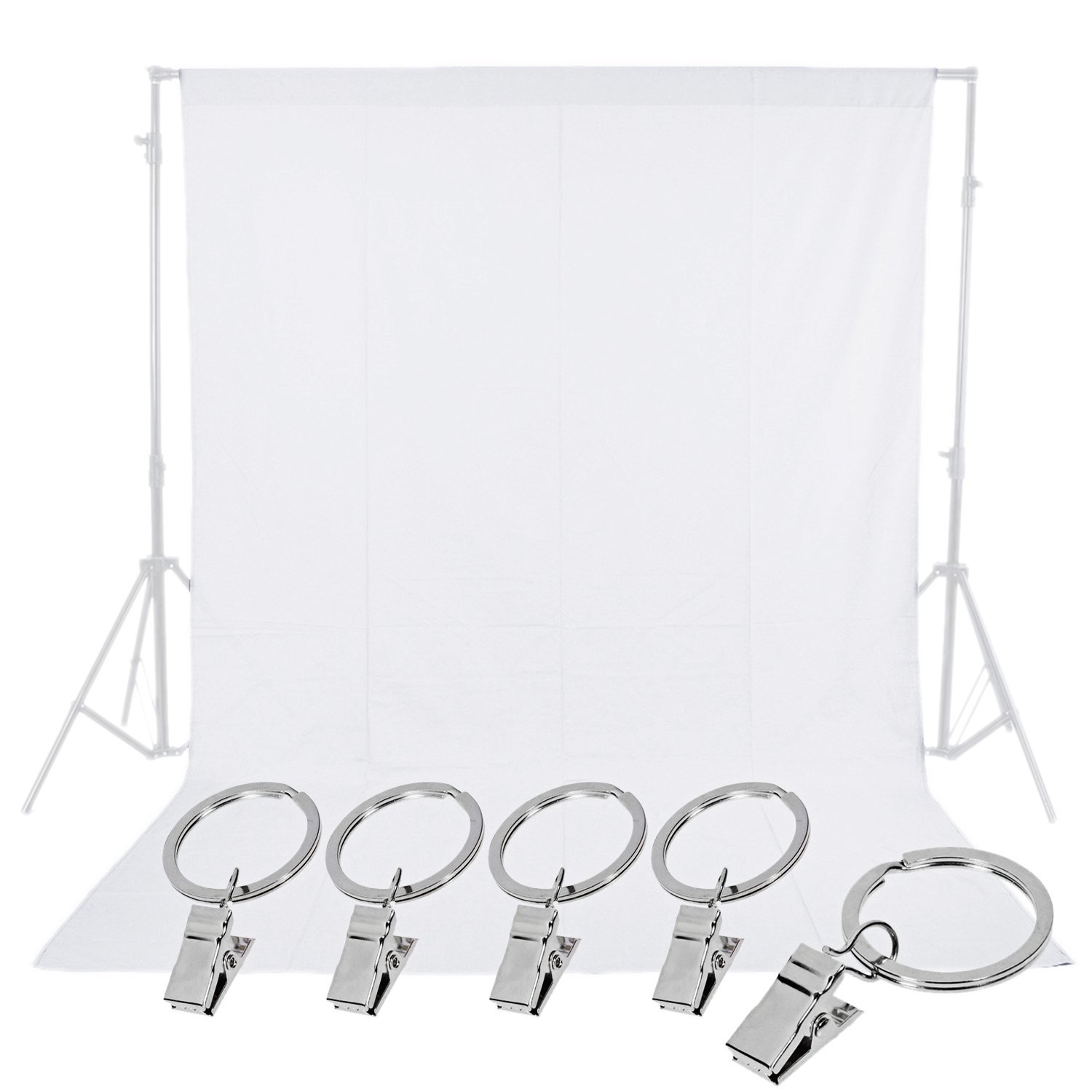 Neewer Photo Studio 6 x 9FT / 1.8 x 2.8M Pure Muslin. ()