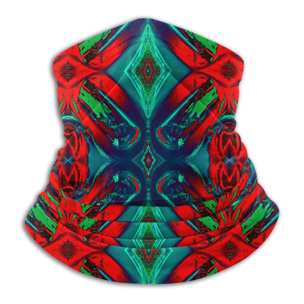Windproof Ski Motorcycle Mask Phantasy World Dark 5 Printed Neck Warmer Gaiter Headwear Multifunctional Head Scarf