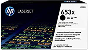 HP 653X | CF320X | Toner Cartridge | Black | High Yield