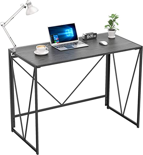 NOBLEWELL Folding Computer Desk 39 inch