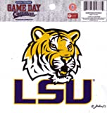 NCAA LSU Fightin Tigers Small Window Decal/Stickers