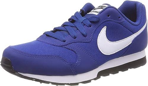 Nike MD Runner 2 GS 807316 411, Sneakers Basses Mixte Enfant