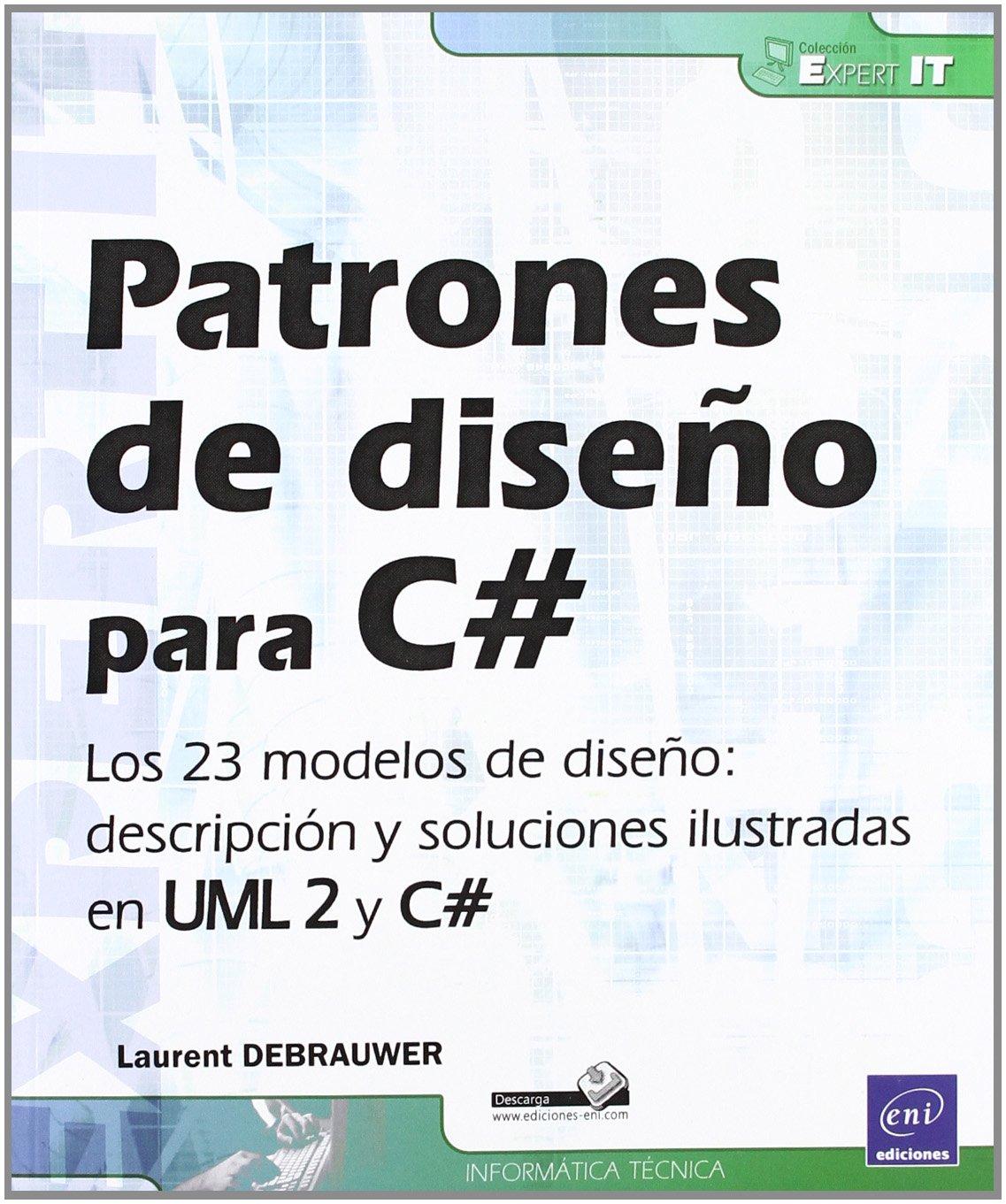 PATRONES DE DISE¥O PARA C#. LOS 23 MODELOS DE DISE¥O DESCRIP: Amazon ...