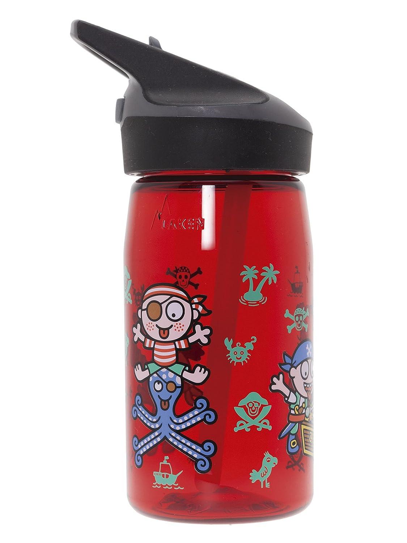 Laken Tritan Sports Water Bottle with Jannu Straw Cap 25 oz and 15 oz Option