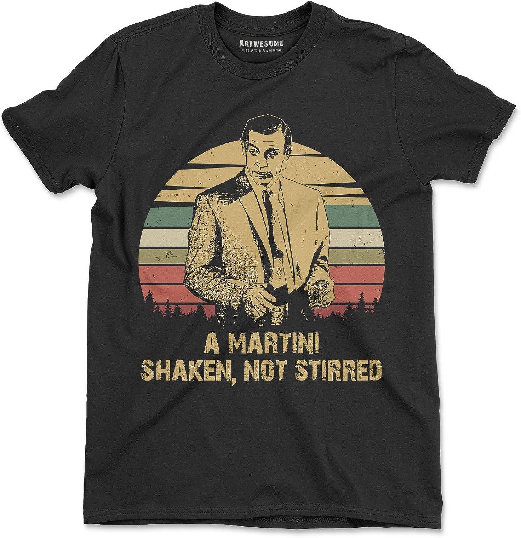 Shaken Not Stirred Vintage T-Shirt