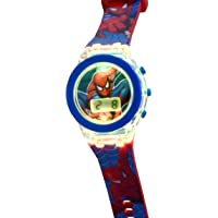 Sandbox Party Spiderman Glowing LED Watch (Pack of 1)
