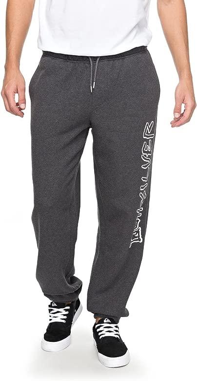 Quiksilver EQYJV03303 Pantalones de Chándal, Hombre, Azul (Silver ...