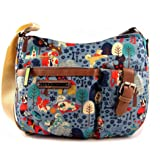 Lily Bloom kathryn Crossbody bag, Who Let The Dogs Out