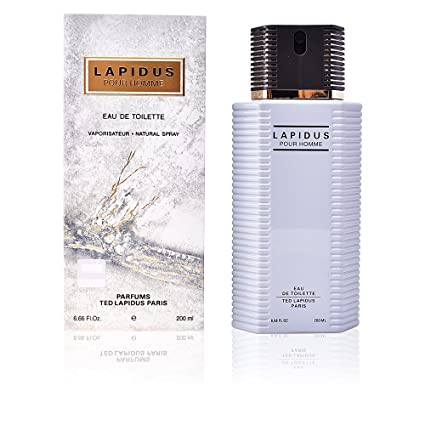 Ted Lapidus Vaporizador Agua de Colonia - 200 ml
