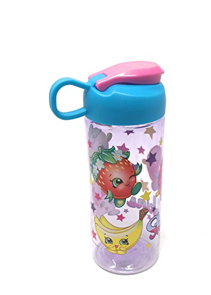 c0eeb3e191 Image Unavailable. Image not available for. Color: Zak Designs Shopkins  Water Bottle